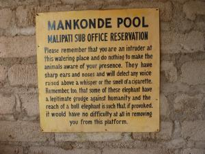 mankonde pools sign small