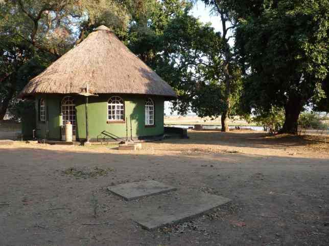 Mbuvvee? , our lodge.