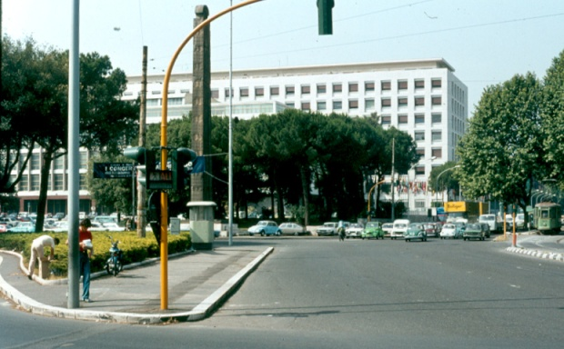 FAO in the 90s. Please note the Axum stele that was returned in 2005.