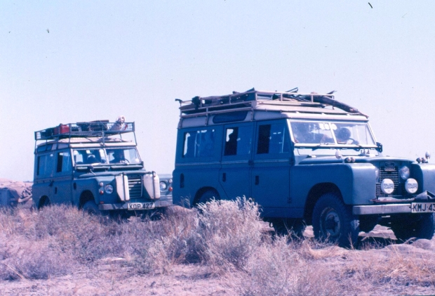 turkana safari