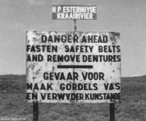 dentures sign