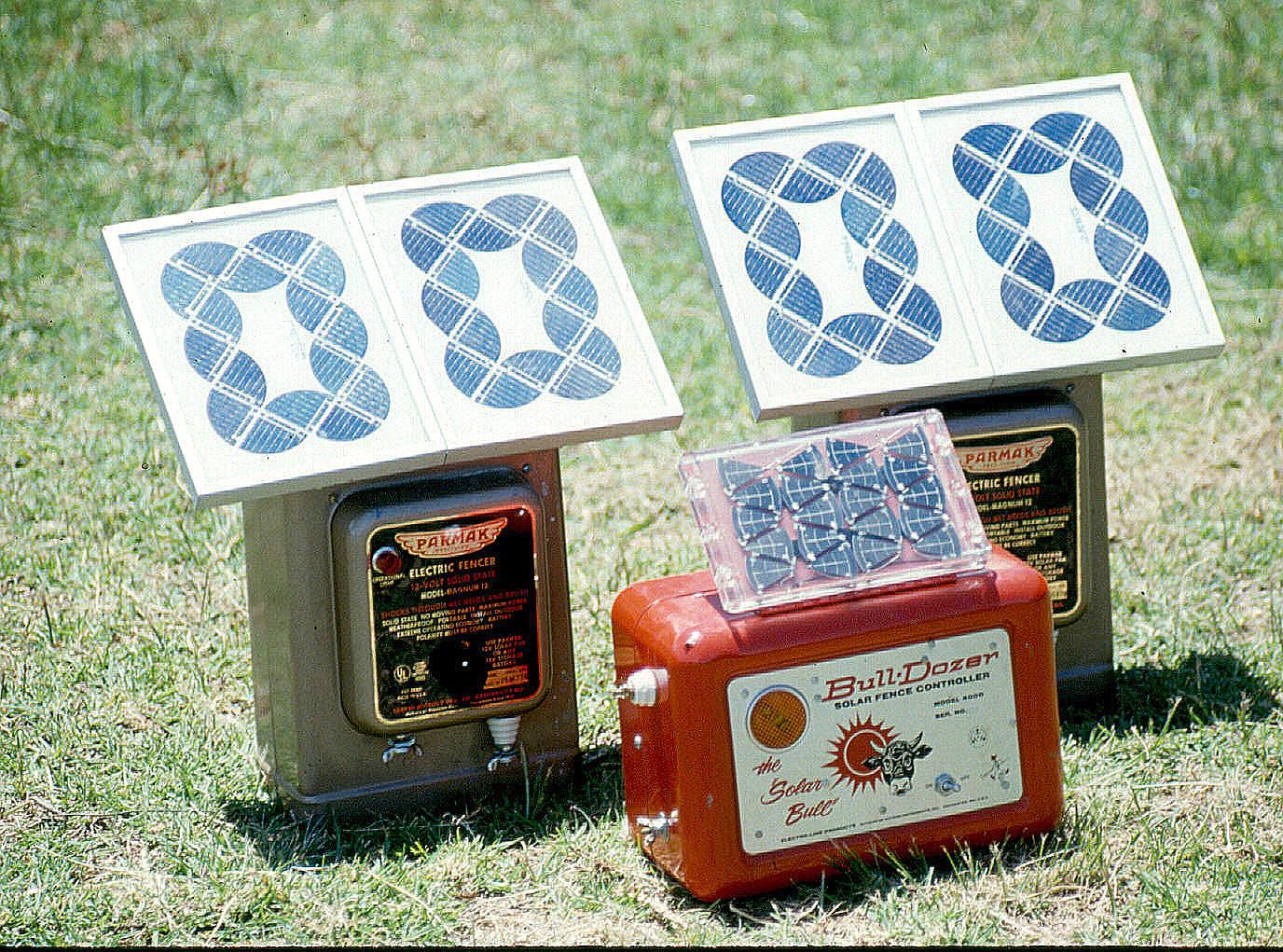 solar units paddock expt intona