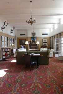 The Bulawayo room.