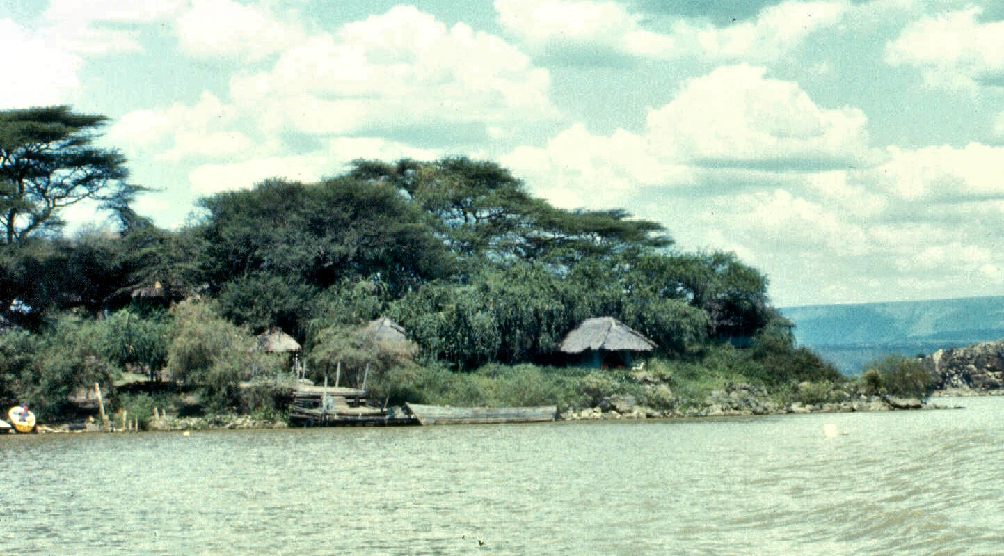 baringo island camp