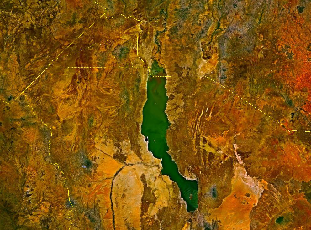 Lake_turkana Credit NASA