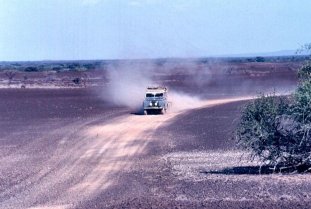 Turkana safari Land Rover PR dust copy