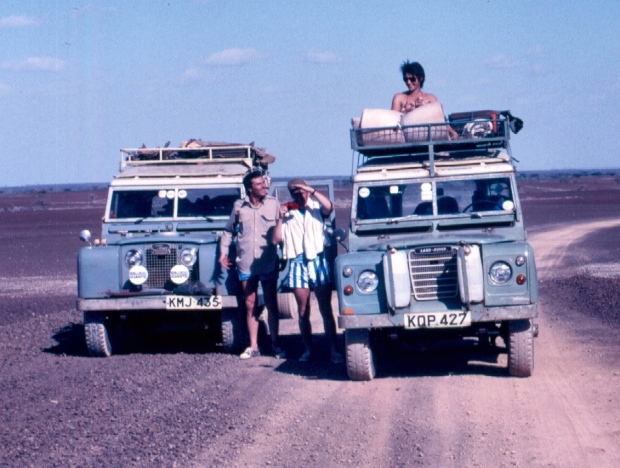 Turkana safari Land Rovers copy